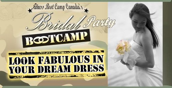 Bridal Party Boot Camp Calgary