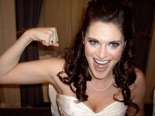 Fitness boot camps Canada's Bridal Boot camp got me in amazing shape for my wedding!